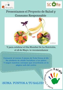 DIA MUNDIAL DE LA NUTRICIÓN•