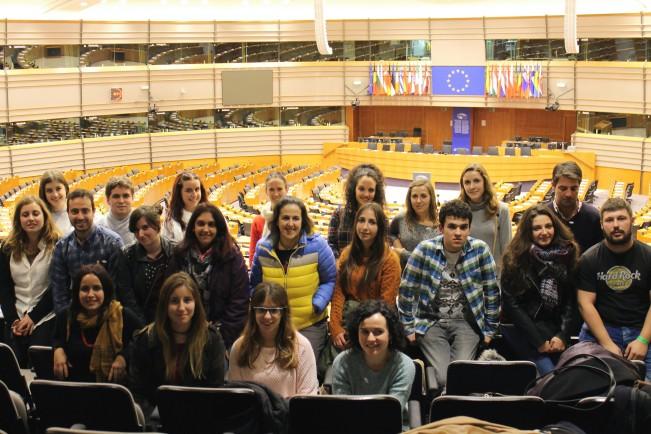 Parlamento por dentro