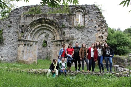 ruinas románicas